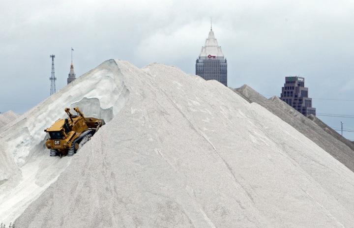 Salt Work