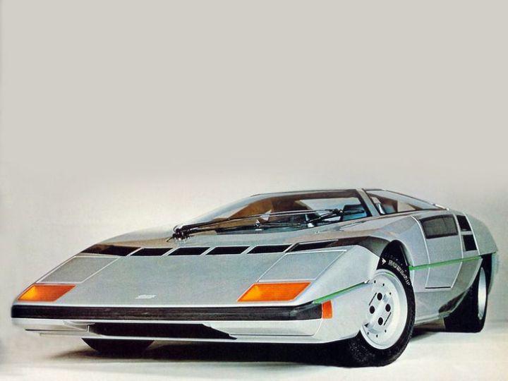 1978 Nissan dome zero prototype