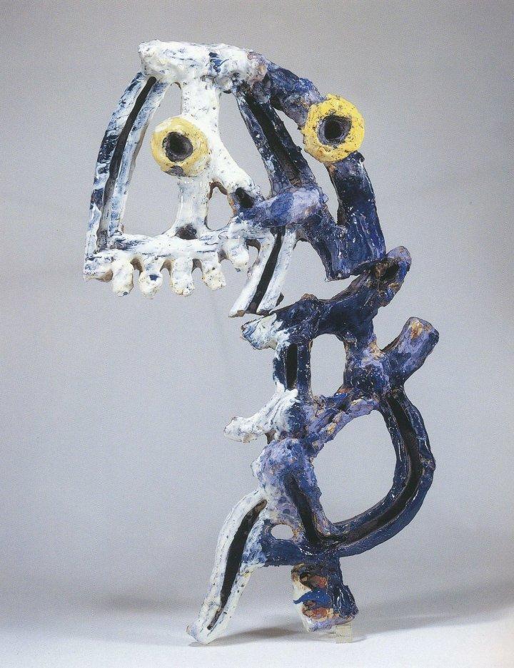 1954 Blue Horse